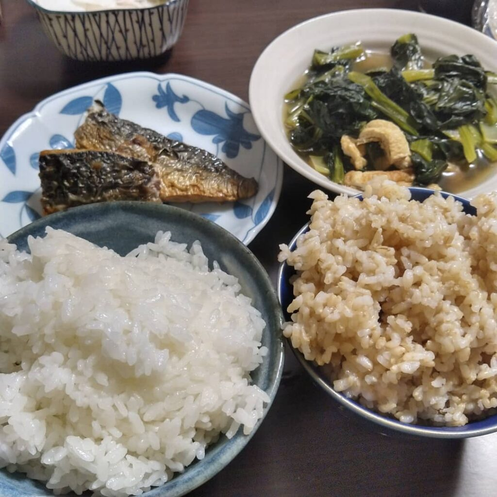 米屋の昼飯