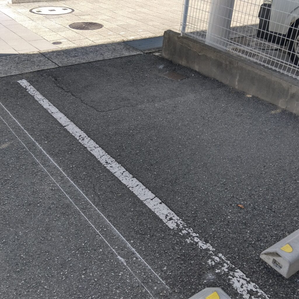 駐車スペースが広くなります!